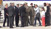 Italy: Marine Salvatore Girone lands in Rome after 4 years in Indian custody
