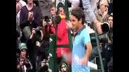 Roland Garros 2009 : Последния удар ...