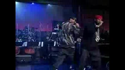 Chamillionaire Feat Slick Rick Live