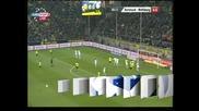 """""""Борусия Дортмунд"""" падна с 2:3 от """"Волфсбург"""""""