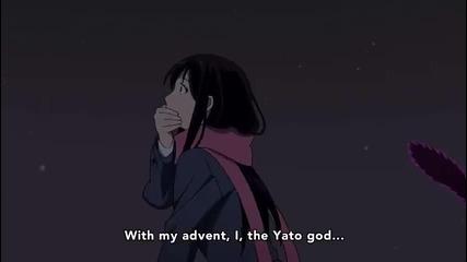 Yato Fight {anime- Noragami}