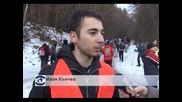 """Стотици ентусиасти минаха """"по стъпките на Алеко"""" от Драгалевци до Черни връх"""
