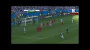 Аржентина - Иран 1:0