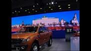 Москва е домакин на международен автосалон с акцент на луксозните марки и модели