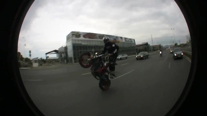 Българите също го умеем! Stunt Show Bulgaria 2010