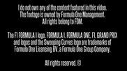 F1 Гран при на Абу Даби 2012 - кадри от болида на Button [hd][onboard]