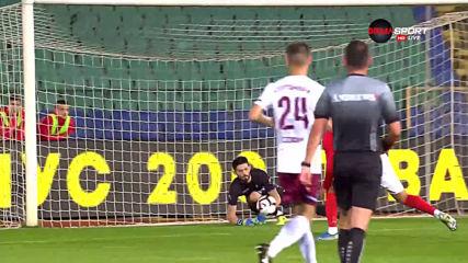 Гущеров попари вратата на Септември със своя 12-ти гол