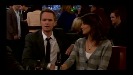 Barney can't say Nora without smiling