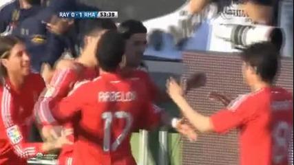 Роналдо Супер гол с пета !!
