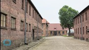 Britons 'Held Over Auschwitz Theft'