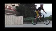 Biketrial Sofia video 1