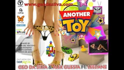 Geo Da Silva & Alex Guesta feat. Leeliane - Another Toy