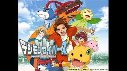 Digimon Savers season 4 Opening 2 - Hirari