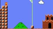 Troll Face прецаква Супер Марио на собствен терен : D