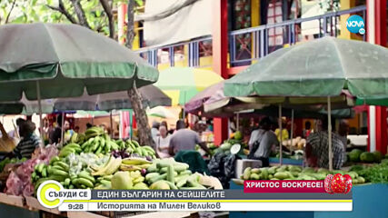 Един българин на Сейшелите и неговите причудливи истории