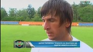 Дарко Тасевски: Класата на Макриев ще дигне класата на отбора