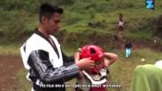 Детската армия срещу изнасилвачите