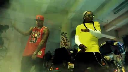 ! -[ Chris Brown - Look At Me Now ft. Lil Wayne, Busta Rhymes ][ официялно видео ]