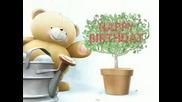 Teddy Bear - Честит Рожден Ден