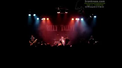 Devil On My Shoulder На Billy Talent