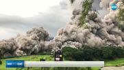 Почти 100 са жертвите на вулкана Фуего