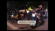 Най-бързият мотор! Suzuki Hayabusa Turbo (ghost rider)