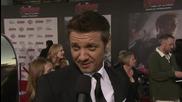 Avengers: Age Of Ultron World Premiere: Jeremy Renner