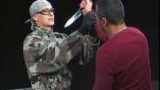 Защита от нападения с нож! - майор Франц - урок 6-2 - Проект Самозащита