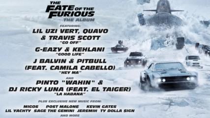 Pinto Wahin Dj Ricky Luna - La Habana feat. El Taiger The Fate of the Furious- The Album