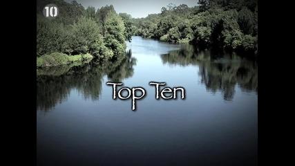 10-те най-дълги реки в света ..