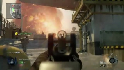 Call of Duty: Black Ops Uncut Reveal Trailer Hq