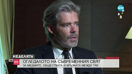 Изпълнителният директор на Euronews - За истинските и фалшивите новини