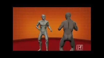 Самозащита - Кунг Фу - Сваляне на земята !