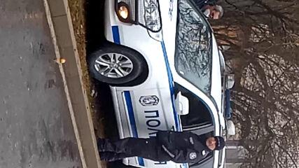 Полицията не спазва мерките за безопасност