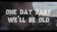 Lyric Video! ~ Asaf Avidan - One Day / Reckoning Song ( Wankelmut Remix )