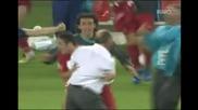 Хърватия - Турция 1:1 - Шентюрк (120) Минут