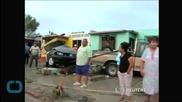 13 Dead, Hundreds Homeless After Tornado Ravages Mexican Border City
