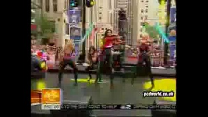 Pussycat Dolls - When I Grow Up Today Show