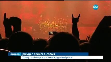 """Judas Priest"" разтърси София"