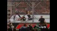 Jeff Hardy Срещу Umaga (cage Match) Част 1