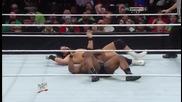 Големия и. срещу Деймиън Сендау (за интерконтиненталната титла) Tlc 2013