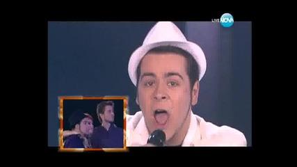 Пътят на Ангел и Моисей до полуфинала на X Factor Bulgaria