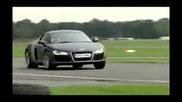Audi R8 и Стиг - 1:24.4 min
