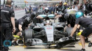Hamilton Slowest in Final Practice