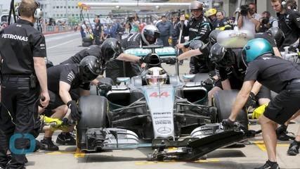 Hamilton Slowest in Final Practice