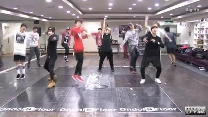 Bangtan Boys (bts) - Attack On Bts (dance practice) Dvhd