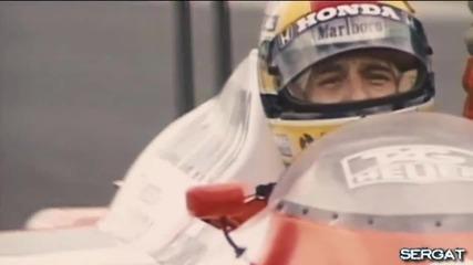 Ayrton Senna- Световен шампион за 1988 година