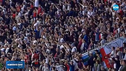 Още петима са задържани след мача България-Англия