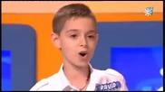 Момче пее песен на Rbd - Fuera