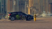 Ken Blocks Ultimate Exotic Playground in Dubai - Gymkhana - Ford Performance